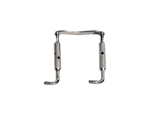 Normal'U'Hardware_Chrome_Plated_18mm-27mm
