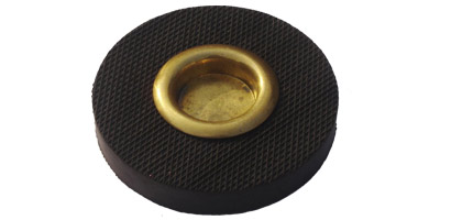 Bass-Endpin-Rest-Gold-Plated